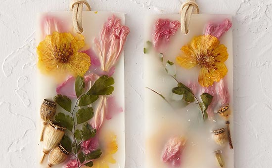 Floral Aromatic Bars