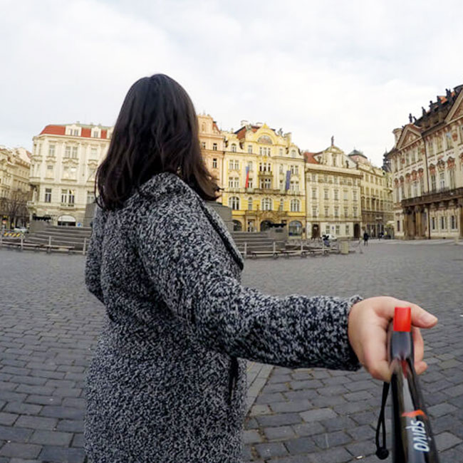 Selfie Stick as a Mother's Day gift for a socialite mom