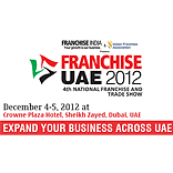 4th Franchise UAE show to be held on Dec 4 & 5