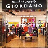 Giordano launches 200th Middle East store