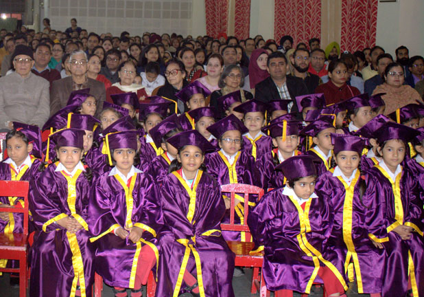 Graduation Day for UKG 2019-20