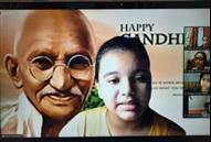 GANDHI JAYANTI  ASSEMBLY