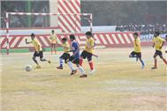 INTER HOUSE FOOTBALL TOURNAMENT