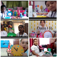 Activities- Class I i (16th to 25th March, 2021)