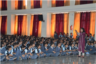 AWARENESS SESSION ON HEALTH AND MENSTRUAL HYGIENE