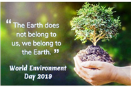 WORLD ENVIRONMENT DAY ASSEMBLY