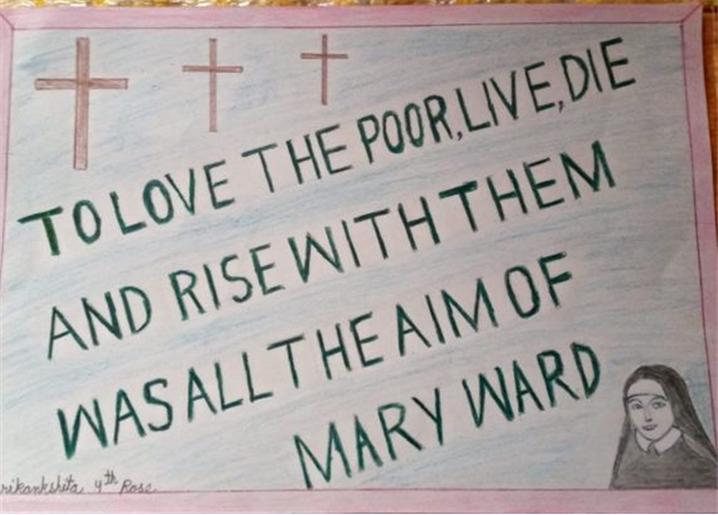 MARY WARD WEEK CELEBRATION 2020