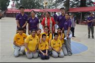 SPECIAL OLYMPICS SPORTS ACTIVITY