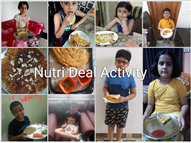Nutri Deal - Moong dal chilla From class l & ll