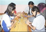 Diya Making and Rangoli Competition 2019
