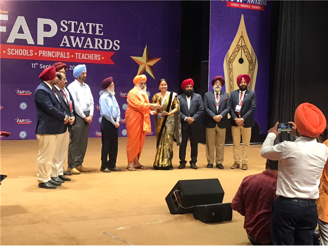 FAP State Award