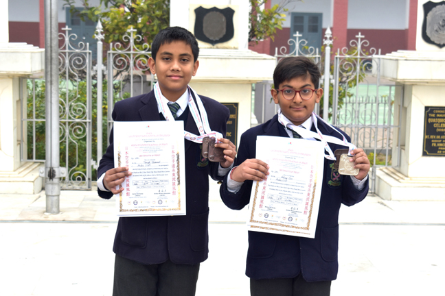 Students Excel in International Karate championship