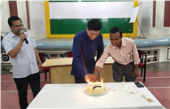 BIRTHDAY CELEBRATION OF VICE-PRINCIPAL