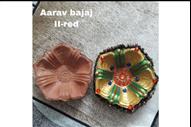 Class- II Diwali Diya Decoration Activity