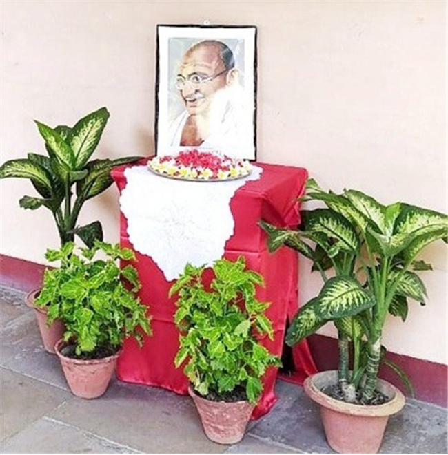 Gandhi Jayanti - A tribute to 'Father of the Nation'
