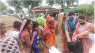 CREATING AWARENESS AMONG ADOLESCENT GIRLS AND WOMEN ABOUT MENSTRUAL HYGIENE