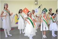 INDEPENDENCE DAY CELEBRATION BY ASHADEEP STUDENTS