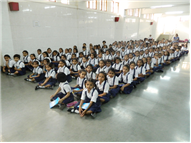Long Assembly By Class 2-B