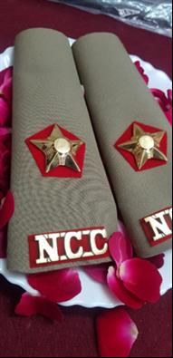 NCC RANK CELEBRATION