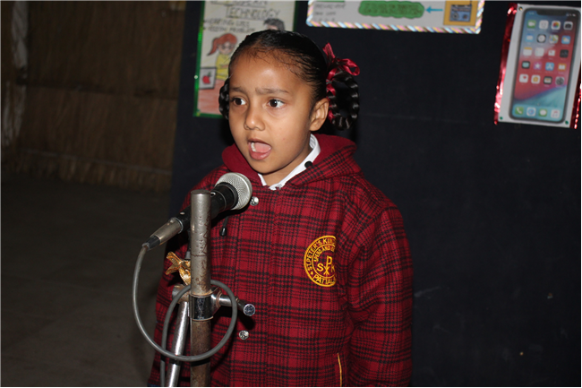 Special Assembly By LKG B