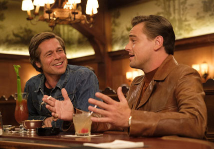 Hyderabad India movies: Once Upon A Time In Hollywood