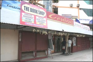 Central Bookstores