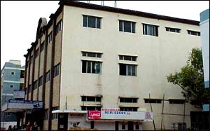 Mini Odeon (Chikkadpally)