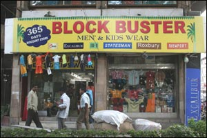 Block Buster (Clothing)