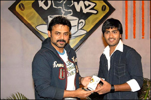 Cafe Beenz - Coffee Shop (Actor Sharwanand's Initiative)