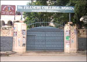St Francis Junior College For Women