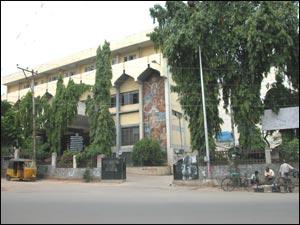 Bharatiya Vidya Bhavan (Cultural Venue)