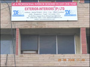 Exterior-Interior Pvt Ltd (Fashion Schools)