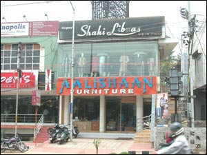 Aalishan Furnitures
