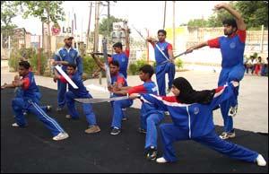 Wushu Taiji Quan Academy