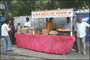 Agra Chat Bhandar