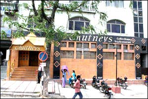 Chutneys (Banjara Hills)