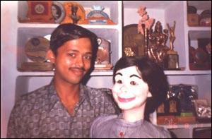 Santosh Kumar Mimicry And Ventriloquism School