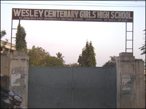 Wesley Girls High School