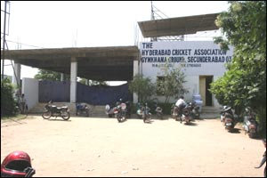 Tennis Centre, Gymkhana Grounds