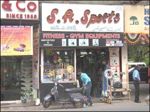 S A Sports (Sporting Goods)