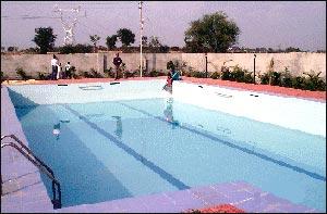 B V Gurumurthy Memorial MCH Swimming Pool