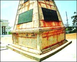 Monsieur Raymond's Tomb