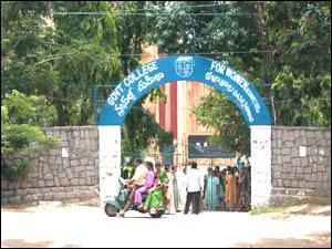 Begumpet Government Women's College