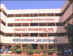 Pragati Mahavidyalaya Junior, Degree and PG College