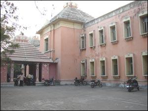 Potti Sriramulu Telugu University