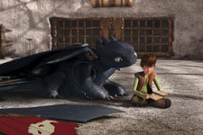 How to Train Your Dragon 2 (3D) (Telugu)