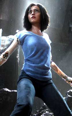 Alita Battle Angel (english) - show timings, theatres list