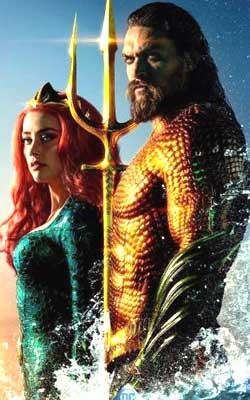 Aquaman (english) - cast, music, director, release date