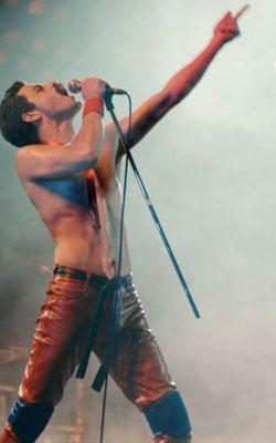 Bohemian Rhapsody (english) - cast, music, director, release date