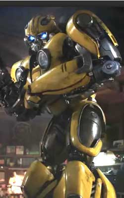 Bumblebee (english) - cast, music, director, release date